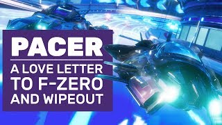 Pacer Is A Love Letter To Wipeout And F-Zero | Pacer PC Gameplay