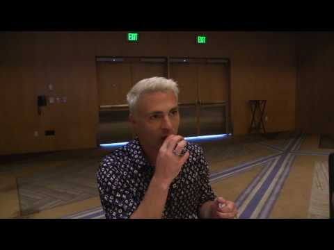 SDCC 2017: Comic Uno Teen Wolf Colton Haynes Interview