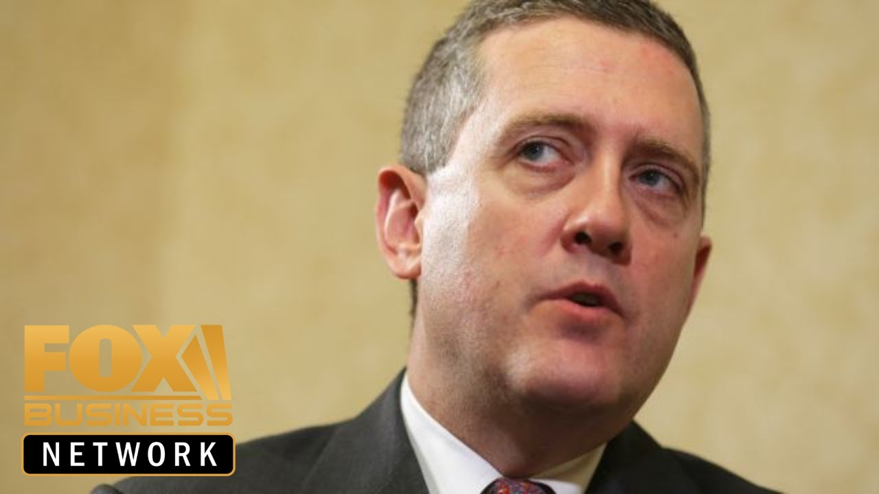 FOX Business James Bullard on the US economy and potential global slowdown