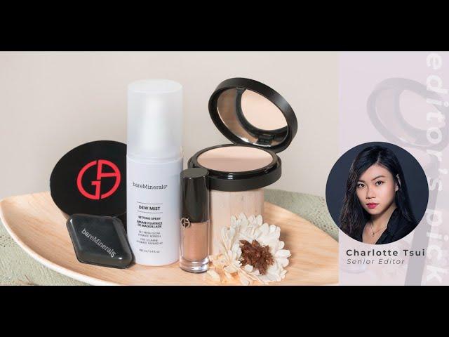 Editor's Pick:緊急會議仍能保持完美妝容?上班族實用補妝tips和4件補妝法寶