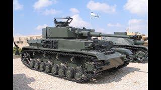 Немецкие танки и САУ второй мировой войны .