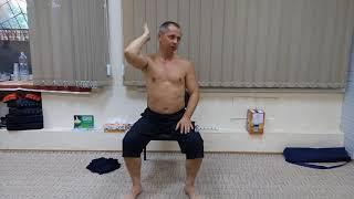 Сергей Дарьин. Запорожье. 2017г. Пранаяма. Дыхательные практики йоги. Видео-урок.