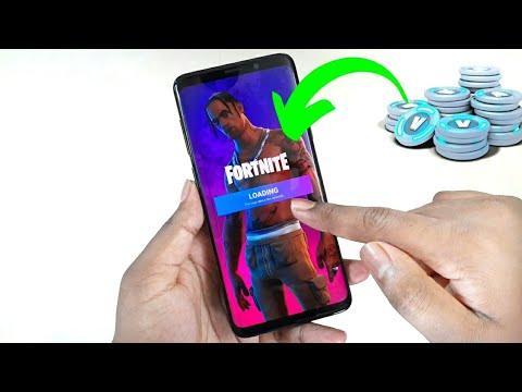 Fortnite Mobile Get V-Bucks Using Google Gift Cards ?