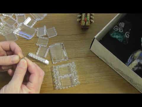 Building Lego Ideas  Ship in a bottle  SET 21313  PART 2