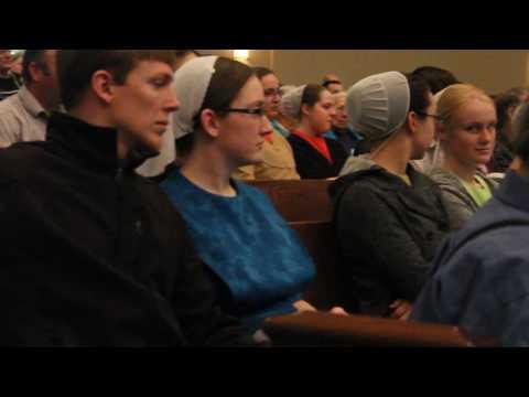 higher ground quartet singing home free at 2016 acapella gospel sing