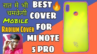 mi note 5 pro cover|Radium cover | best cover for mi note 5 pro|radium light cover