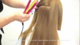 Стрижка длинных волос How to cut long hair