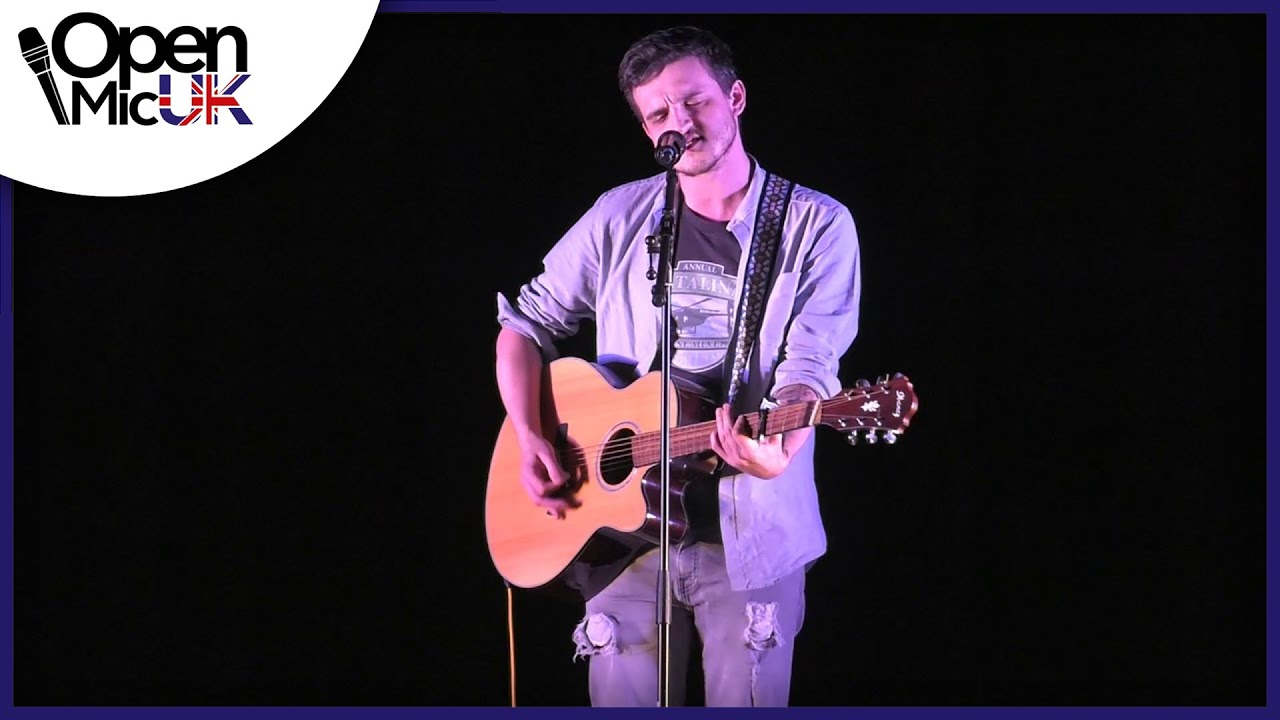 JAKE BAXTER at Manchester Area Final Open Mic UK Music competition