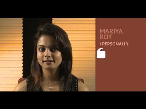 I Personally - Mariya Roy - Part 01 Kappa TV