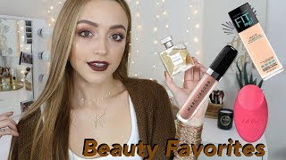 October Favorites | 2017
