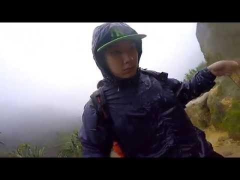 Hiking & Camping at Mount Sibayak, Indonesia