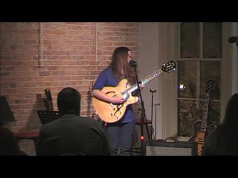 Alicia Marie – Easy Baby (Magic Sam Cover)