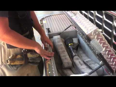 Scorpion Load  Fire Hose Training & Scorpion Load