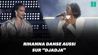 """Rihanna valide """"Djadja"""" d'Aya Nakamura"""