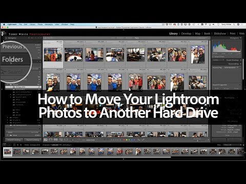 How to Move Your Photos in Lightroom Classic CC to Another Drive
