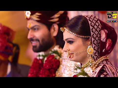 Indian Wedding  Highlight | Ve Maahi | Kiran & Manish | Dynamic Digital Gurgaon | Maahi Ve....