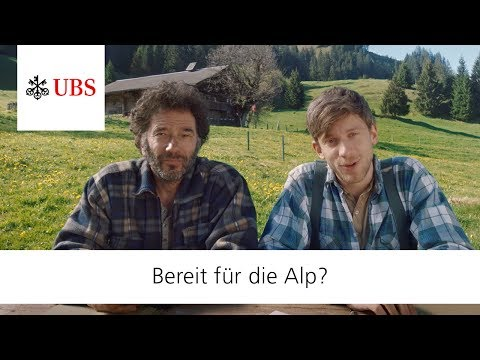 UBS Alpsommer: Cheese Production Assistant