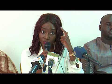 Coumba Gawlo African Tour 2018 / Conférence de presse 18/07/2018