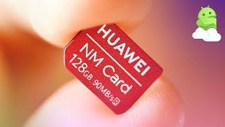 Huawei Nano Memory Card Review: The FUTURE of phone storage explained! [Mate 20 + P30]