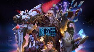 BlizzCon - Ежегодный фестиваль от Blizzard (Overwatch 2, Diablo IV, WarCraft III Reforged)