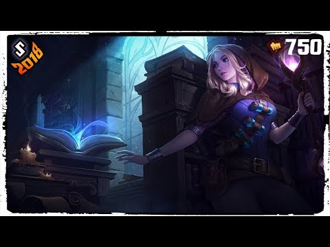 Spellthief Lux Skin 2018 - League of Legends
