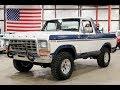 1978 Ford Bronco White Blue mp3