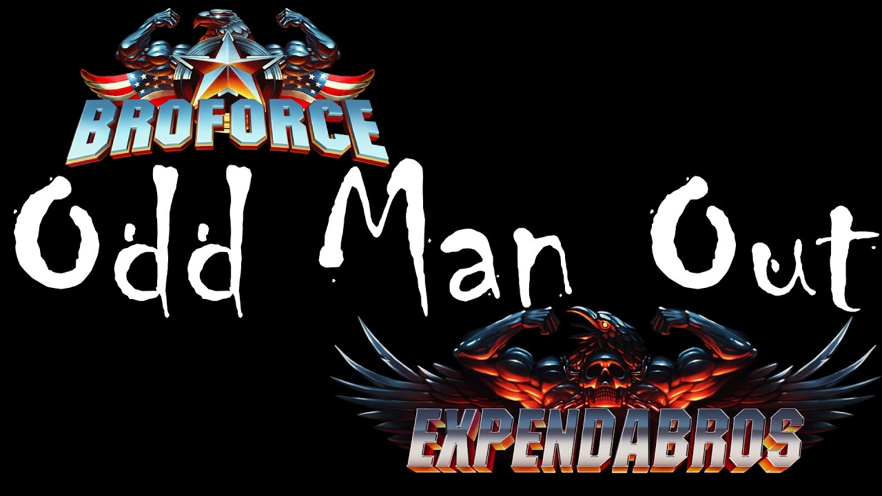 Odd Man Out Broforce Game Review Youtube