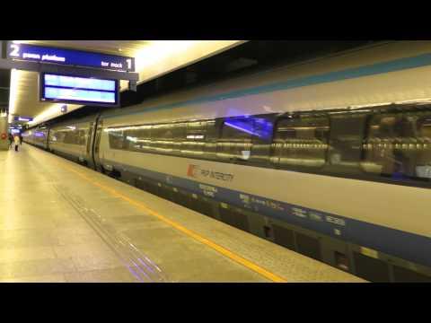 PKP 3510 Express Intercity premium Krakow - Gdynia
