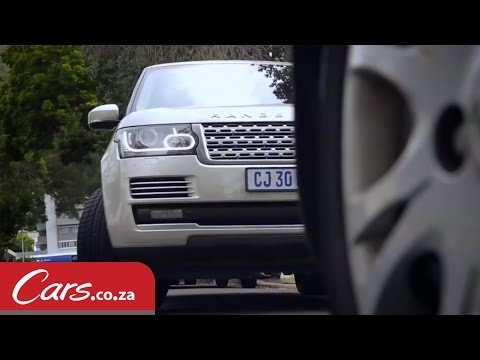 Watch the new Range Rover park itself