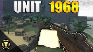 THIS GAME COULD COMPETE WITH PHANTOM FORCES (Unit 1968 Roblox)