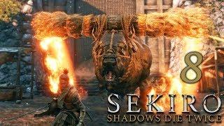 WŚCIEKŁY BYK! [#8] Sekiro: Shadows Die Twice