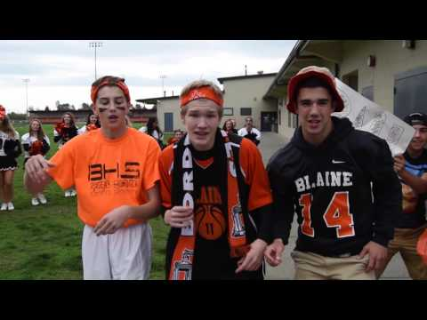 Blaine High School Lip Dub 2015