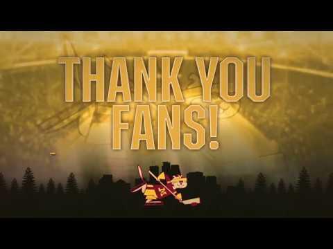 Thank You Fans   Gopher Men
