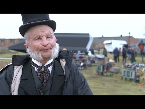 Paul Kaye on playing Prentis   Doctor Who Extra: Series 2 Episode 4 2015  BBC