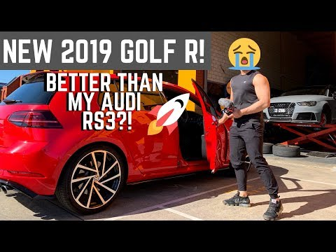 IS THE 2019 VOLKSWAGEN GOLF R (MK7.5) BETTER THAN MY AUDI RS3!?!?
