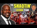 THE SHAQTIN' A FOOL TEAM!!! MADDEN 18 ULTIMATE TEAM SQUAD BUILDER