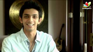 Anirudh Invite his fans to Interact - IndiaGlitz Exclusive | Vanakkam Chennai | Songs