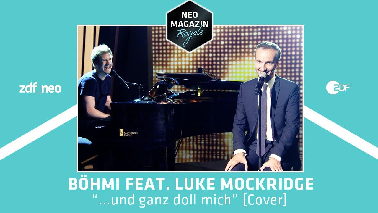 Böhmi Feat Luke Mockridge Und Ganz Doll Mich Cover Neo