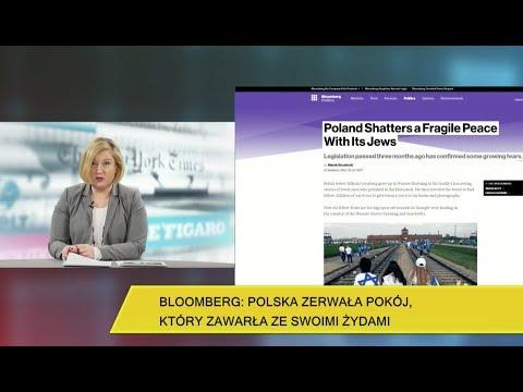 Aleksandra Rybińska: Czy Polska zerwała pokój, który zawarła ze swoimi własnymi Żydami?