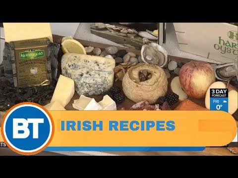 Family Friendly Irish Recipes Perfect For St. Patrick's Day