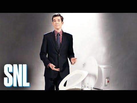 Toilet Death Ejector - SNL