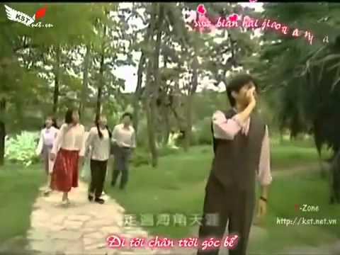 Vietsub nhớ anh (nhạc phim tân dòng sông ly biệt)-Triệu Vy