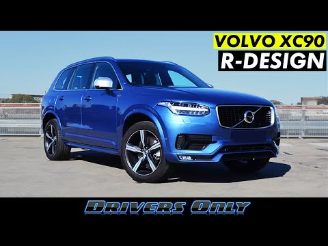 2019 Volvo XC90 R-Design - Best Looking Luxury Midsize SUV?