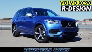 2019 Volvo XC90 - Semi Autonomous Driving (Pilot Assist) in a Luxury Midsize SUV