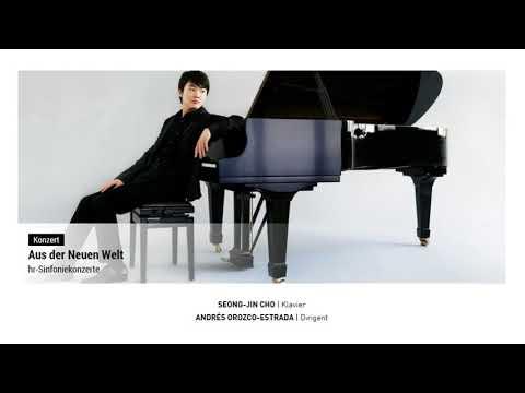 Seong-jin Cho - Rachmaninoff Piano Concerto No.2 (Radio) (Frankfurt 25.05.2018)