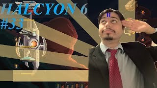 Halcyon 6 Starbase Commander #33 They just keep coming