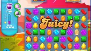Candy Crush Saga SODA Level 435 CE