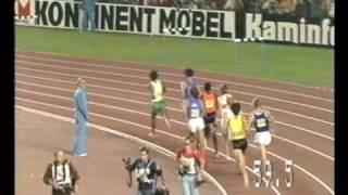 1977 World Cup 800m - men