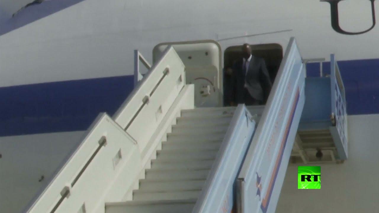 وزير الدفاع الأمريكي يصل إلى إسرائيل على متن طائرة -يوم القيامة- و بيني غانتس يستقبله  - نشر قبل 3 ساعة