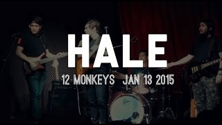 Hale performs a surprise set at 12 Monkeys for Yellow Room Prod. Se...